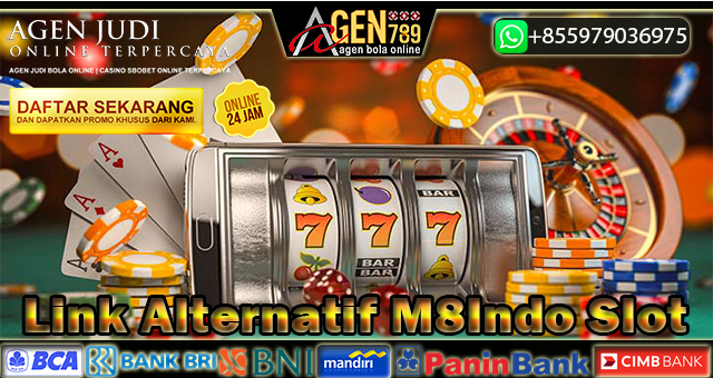 Link Alternatif M8Indo Slot