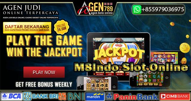 M8Indo Slot Online
