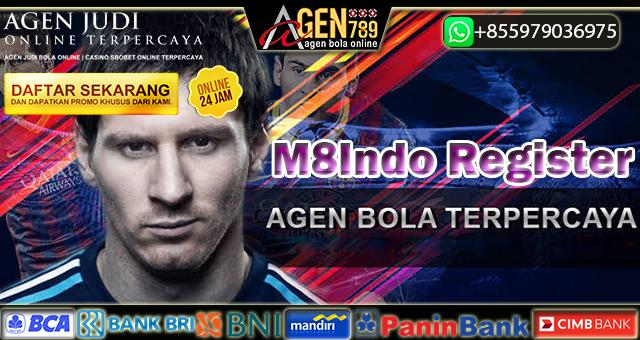M8Indo Register