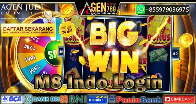 M8 Indo Login