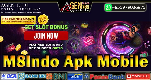 M8Indo Apk Mobile