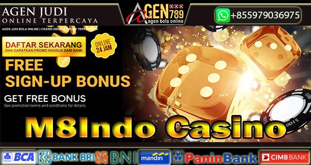 M8Indo Casino