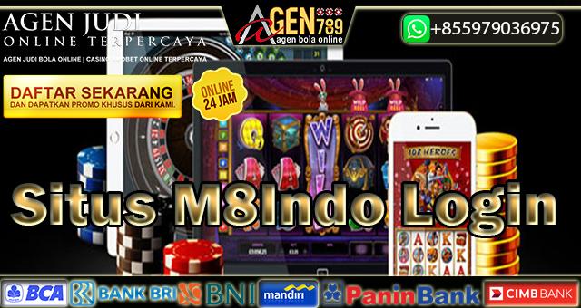 Situs M8Indo Login